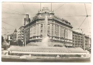 RP; Hotel Nacional , Madrid , Spain, 30-40s