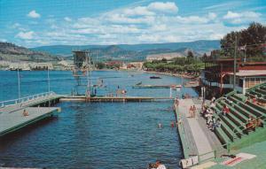 Kelowna Outdoor Aquatic Pool, KELOWNA, British Columbia, Canada, 40-60's