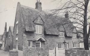 Church Street Nether Heyford Northampton Postcard