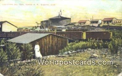 Eastern RR Guantanamo Bay Republic of Cuba 1915