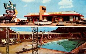 Kentucky Cave City Jolly's Motel and Restaurant