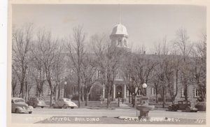 RP: CARSON CITY , Nevada , 30-40s ; State Capitol Building