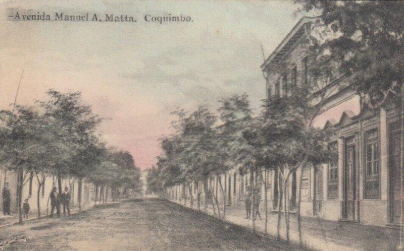 Coquimbo , Chile , 00-10s : Avenida Manuel A. Matta