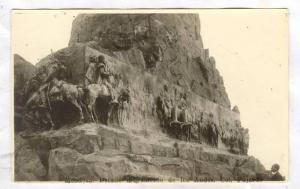 RP Mendoza, Argentina, 00-10s Detalle monumento de los andes, Col. Fajardo #2