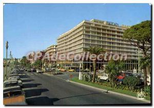 Nice Modern Postcard The Riviera Hotel Casino Ruhl Eridian Architest Osgano a...