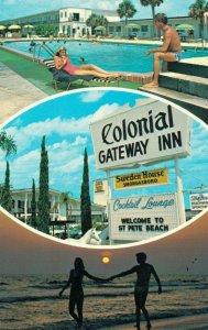 USA Florida St Pete Beach Colonial Gateway Inn 04.29