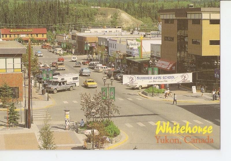 Postal 042024 : Whitehorse. Yukon Canada