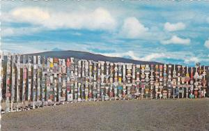 Sign Posts , Watson Lake , Y.T. , Canada , 50-60s