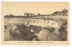 Trégastel , Côtes-d'Armor department in Bretagne in northwestern France., 0...