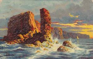 AS: Rob Kammeter, Rocks, Suton, Quebec, Canada, PU-1907