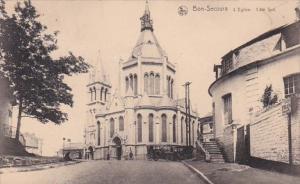 Belgium Bon-Secours L'Eglise Cote Sud