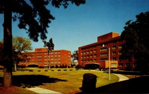 Mississippi Columbus Taylor Hall and Kiern Hall Mississippi State College For...