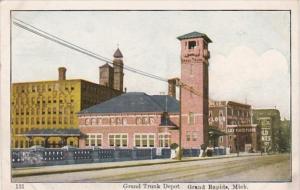 Michigan Grand Rapids Grand Trunk Depot