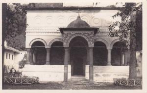 RP, Manastirea Horezu-Valcea, Portalul Bisericii, Romania, 1920-1940s
