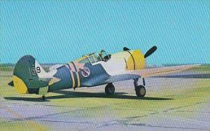 Curtis P-36A Hawk