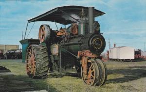 American Abell Tractor , Western Developement Museum , SASKATOON , Saskatchew...