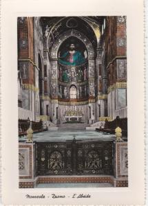Post Card Italy Sicily Monreale The Duomo - The Apsis
