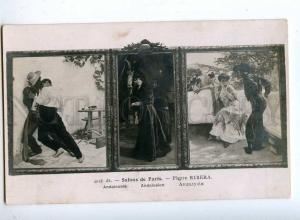 189768 Andalusia SPAIN Types by RIBERA vintage SALON PC