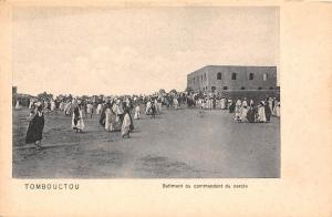 Mali Tombouctou, Batiment du commandant du cercle