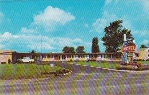 Ohio Bryan Plaza Motel