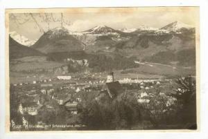 RP  Bludenz mit Schesaplana, Austria, 1910s