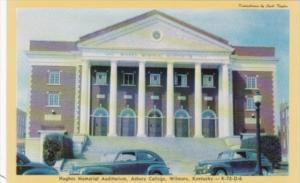 Kentucky Wilmore Hughes Memorial Auditorium Asbury College Dexter Press