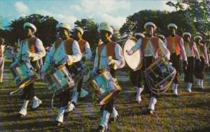 Barbados St Michael Garrison Savanah Fife & Drummers