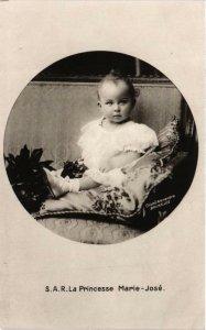 CPA S.A.R.La Princesse Marie-José BELGIAN ROYALTY (758455)