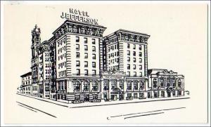 Hotel Jefferson, Richmond VA
