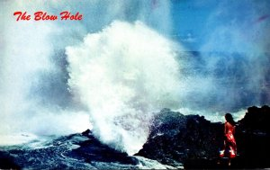 Hawaii Oahu The Blow Hole
