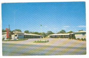 Exterior, Camellia Court, WInter Haven, Florida,  PU-1957