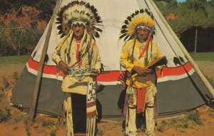 KIOWA Indian Chiefs , 50-60s
