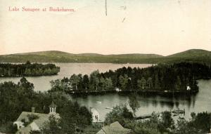 NH - Lake Sunapee. Burkehaven.