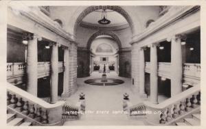RP: Interior, Utah State Capitol, SALT LAKE CITY, Utah, 1920s