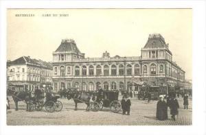 BRUXELLES , Belgium , 00-10s   Gare du nord