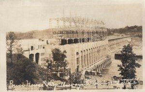RP: CONOWINGO, Maryland, 1927; Hydro Electric Development, Susquehanna Power Co.