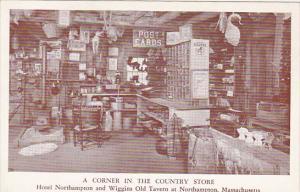 Massachusetts Northampton Interior Wiggins Old Tavern