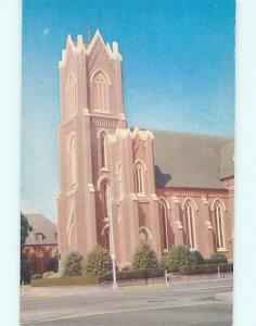 Unused Pre-1980 CHURCH SCENE Vancouver Washington WA p3806