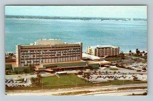 Miami FL- Florida, Mount Sinai Hospital of Greater Miami, Chrome Postcard