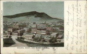 Helena MT General View c1905 Postcard