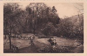 Belgium Malonne Institut St Berthuin Jardin botanique