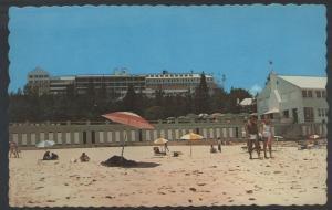 Bermuda Elbow Beach Paget South Shore Postcard