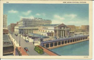 New Union Station, Chicago
