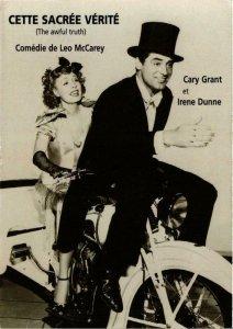 CPM Gary Grant and Irene Dunne, SINGER (768072)