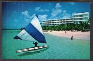 Saliboat,Suan Juan Beach,Cozemeleno Hotel,Mexico