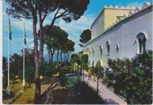 Villa San Michele, Anacapri, Campania, Italy