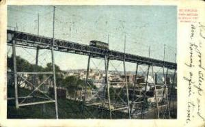 Elevated Road Jersey City NJ 1904