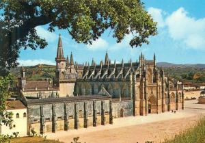 Portugal, BATALHA, Mosteiro de Batalha, Monastery of Batalha, unused Postcard