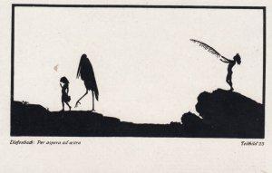 DIEFENBACH : Fantasy Silhouette , 00-10s ; Teilbild 23