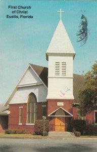 EUSTIS, Florida , 1985; First Church of Christ
